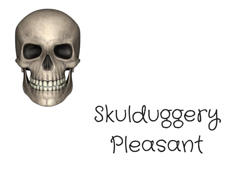 Skulduggery Pleasant Reading Comprehension