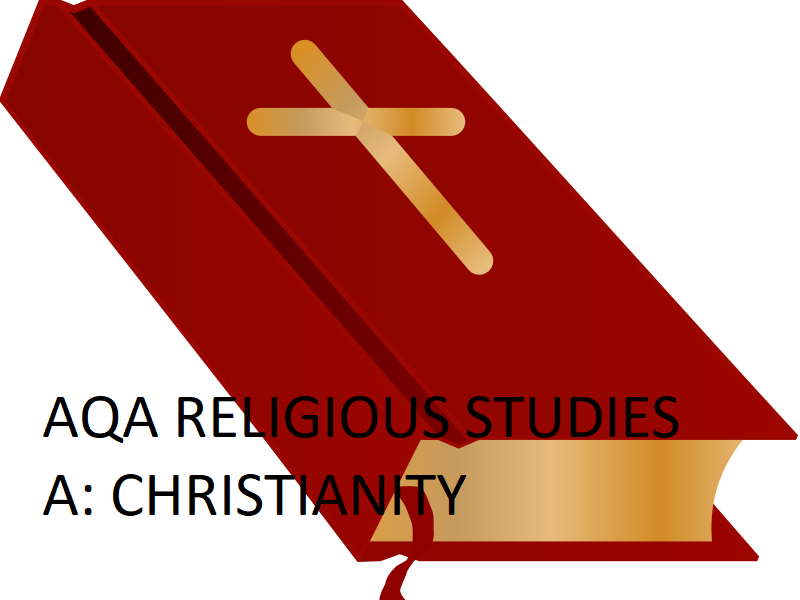AQA Christianity GCSE (9-1) : Beliefs- NEW Model Exam (MAY 14th 2018) questions and answers
