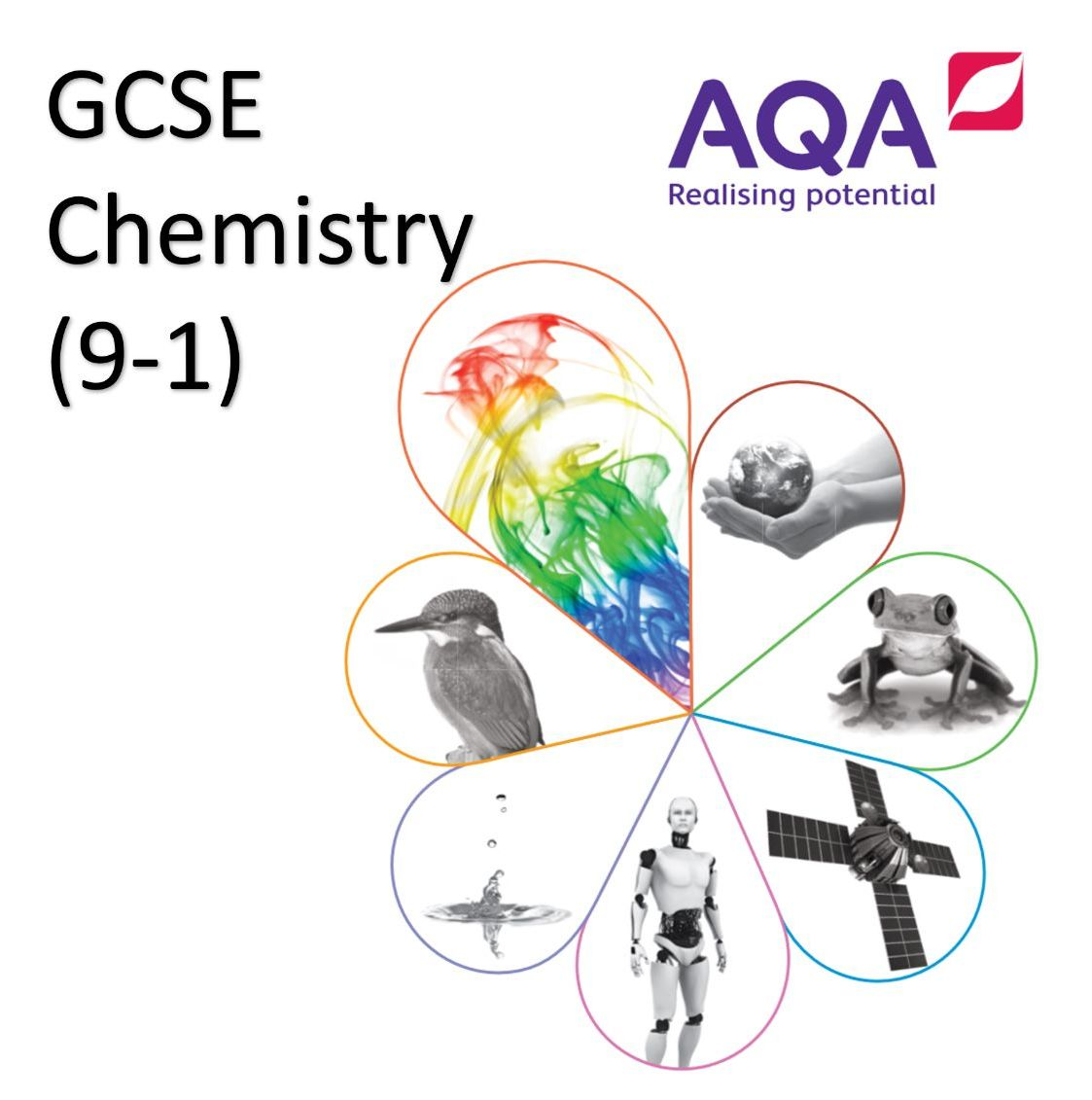 AQA GCSE Chemistry (9-1) Paper 1 Double Science Revision Summary Sheets