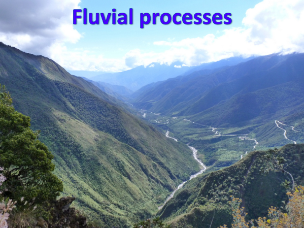 KS3 Rivers - Fluvial Processes