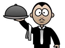 Food and Restaurant Crossword Italian beginner