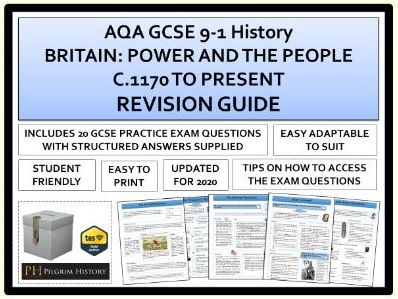 GCSE history revision resources | Tes