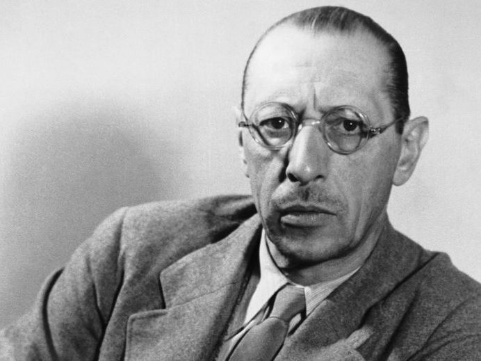 Stravinsky Comparison Question