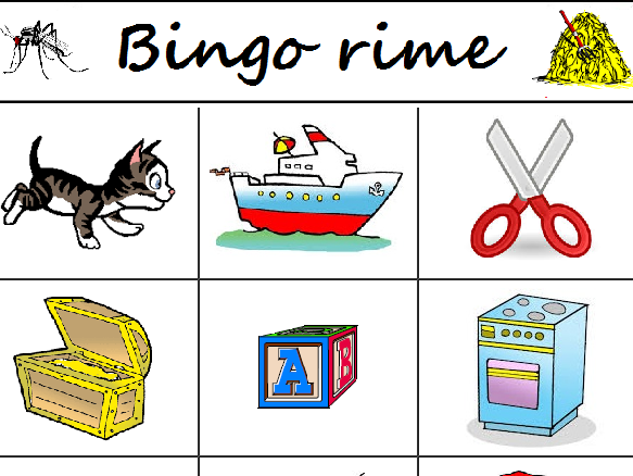 Bingo Rime