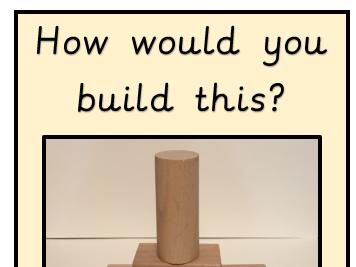 Construction Area  Building Cards