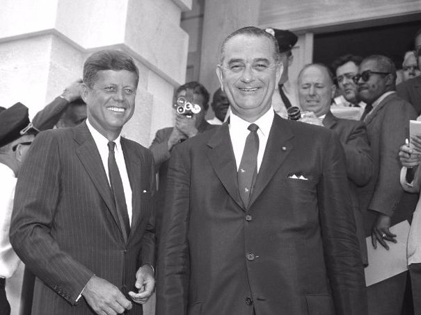 President Kennedy's New Frontier and President Johnson's Great Society