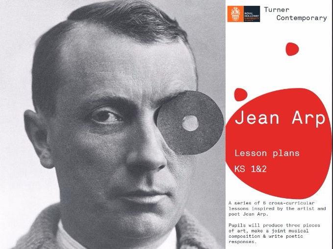 Jean Arp Lesson Plan