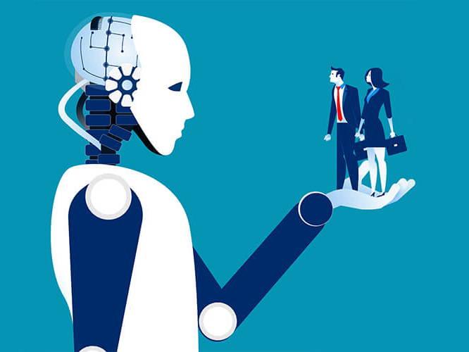 FS English Level 1 & 2: 'Artificial Intelligence'
