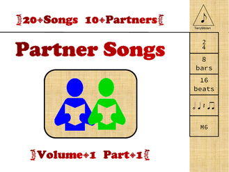 Partner Songs Vol 1 - Part 1 - ♫