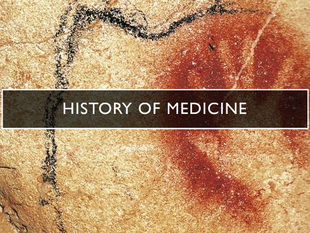 History - History of Medicine OCR GCSE 2017 Revision PowerPoint