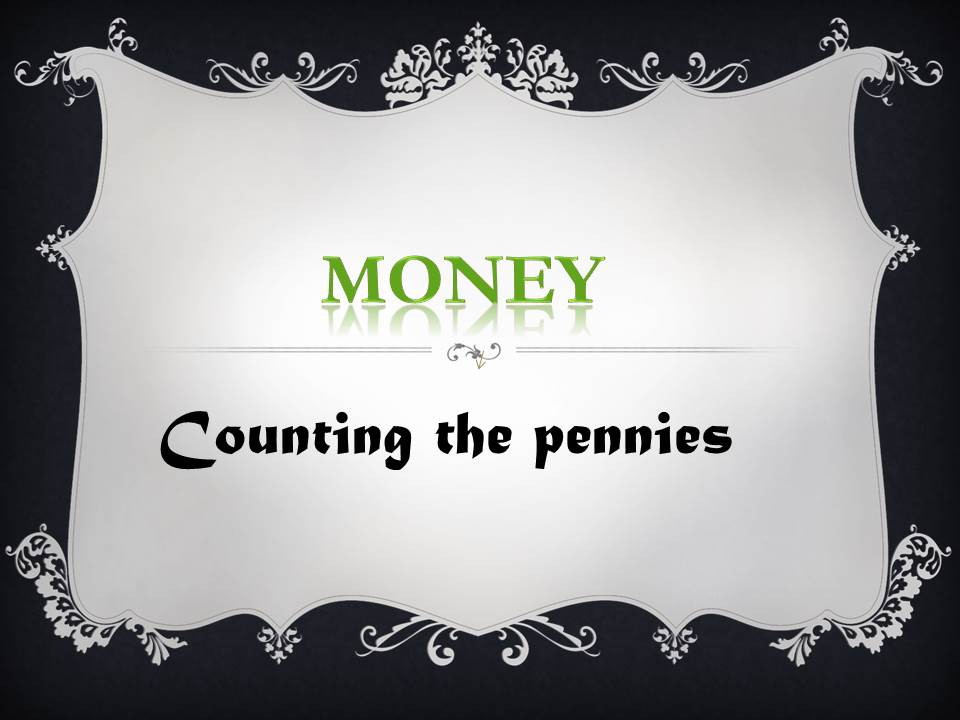 KS1 Resource: Counting the Pennies - Tens and Ones (Supplementary worksheet)