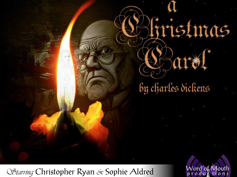 "FULL CAST AUDIO BOOK - ""A Christmas Carol"" - COMPLETE!"