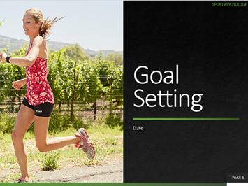 1. Goal Setting