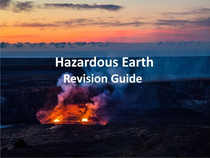 Hazardous Earth - Revision Guide Edexcel GCSE