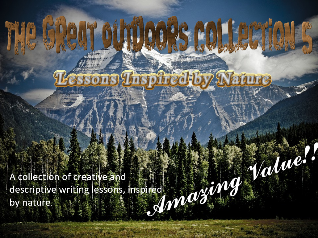 The Great Outdoors Collection 5 - Lessons Inspired by Nature