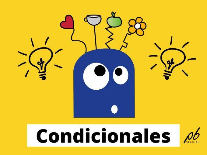 Condicionales - Tarjetas de conversación / Conditionals - Conversation cards