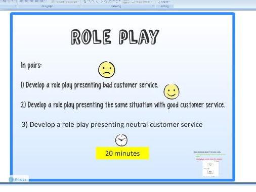 Customer satisfaction - GCSE Business