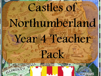 Year 4 - Castles of Northumberland
