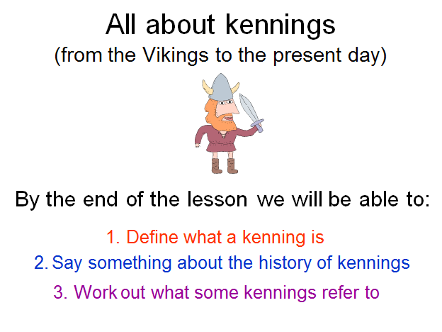 Kenning: What is a Kenning?