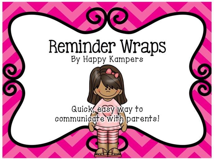 Reminder Wraps