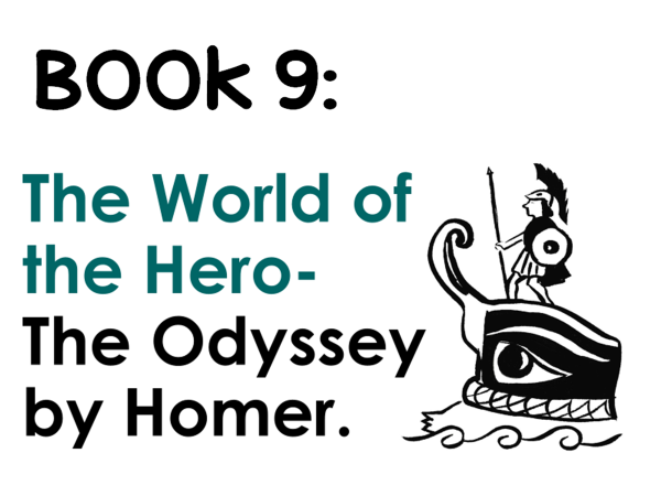 GCSE The Odyssey Book 9 knowledge and analysis lessons