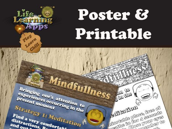 Poster: Mindful Strategies