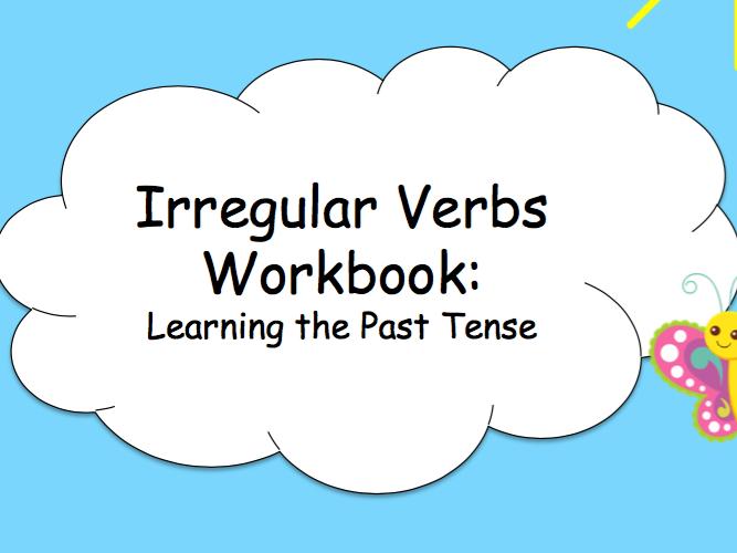 Irregular Verbs Workbook