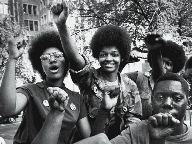 Equality, Equity and Liberation - Black Lives Matter