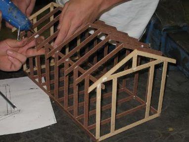 Garden Shed - Model Building