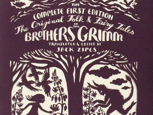 Grimm's Fairy Tales- Booklet