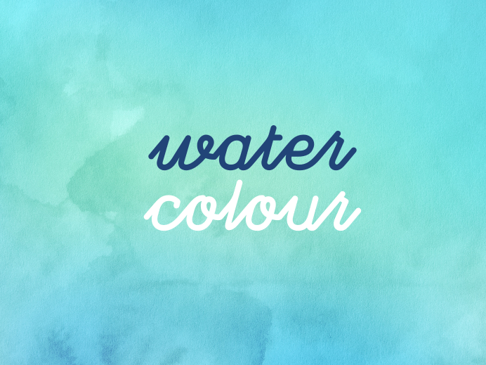 Water Colour I Create Your Own Resources