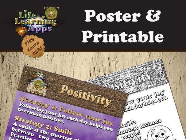 Poster: Positive Strategies