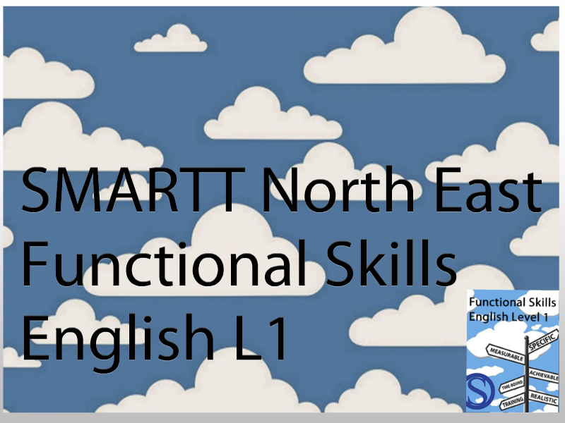 Functional Skills Level 1 English Complete Teacher/Tutor Package **(Special Offer)**