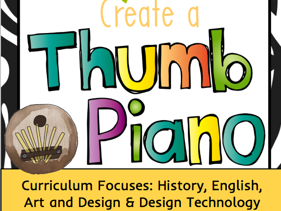 Ancient Benin Study: Create a Thumb Piano