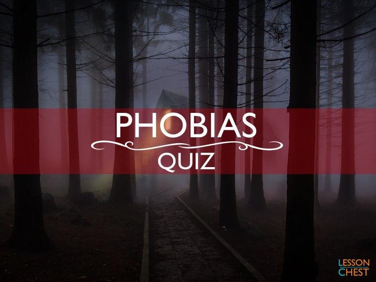 Phobias Quiz