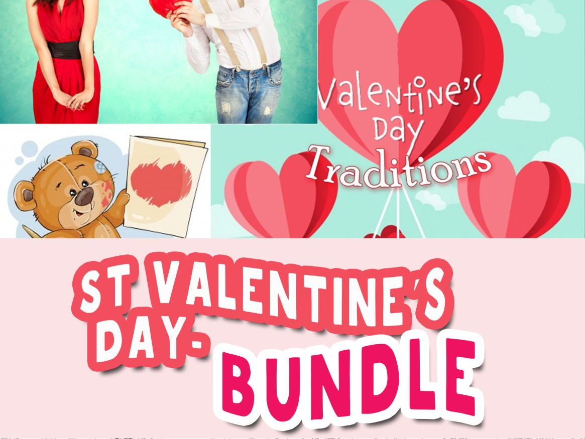 ST Valentine´s  Day- BUNDLE
