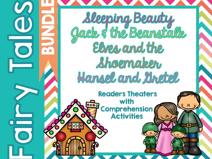 Fairy Tale Readers Theater Bundle