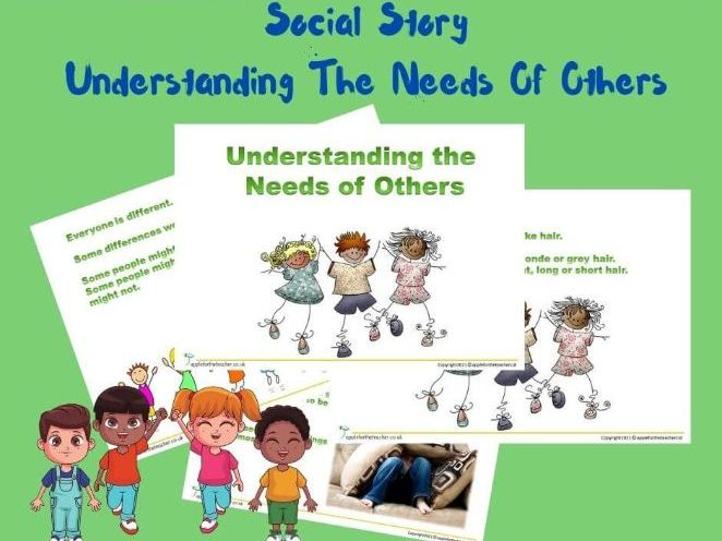 Social Stories for Key Life Skills