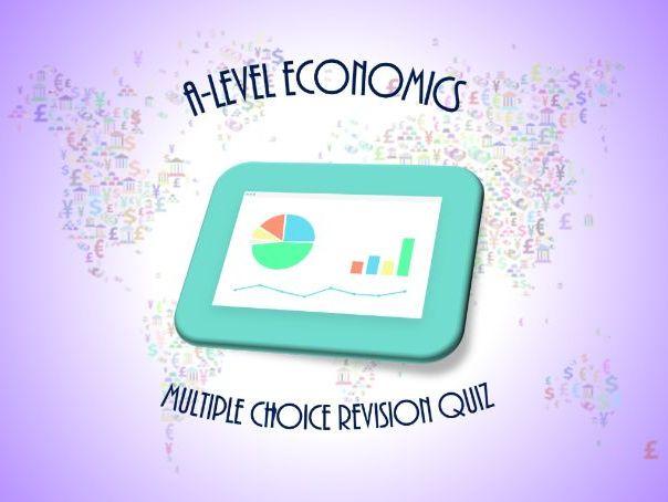 A-Level Economics Revision Quiz