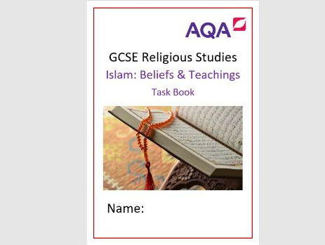 AQA Religious Studies: Islam Beliefs and Teachings Task Book