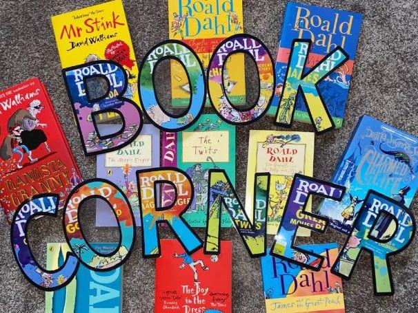 Book Corner Header