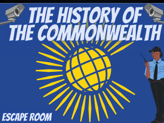 History of the Commonwealth Escape Room