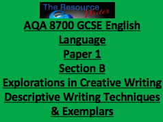 creative writing techniques for gcse Creative writing – gcse english revision creative writing in exams in your exam, you'll have to do at least one creative writing piece.