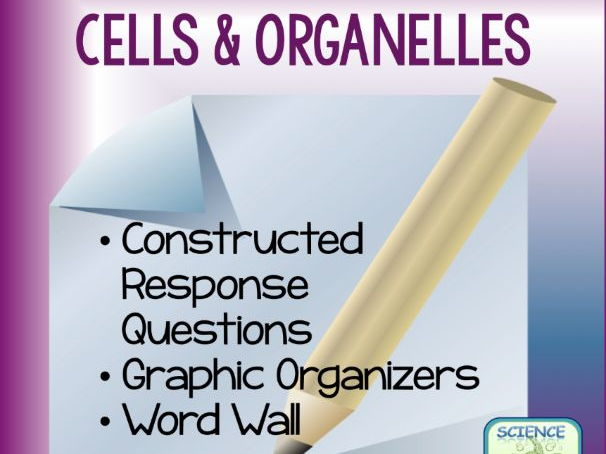 Literacy Strategies for Biology - Cells and Organelles