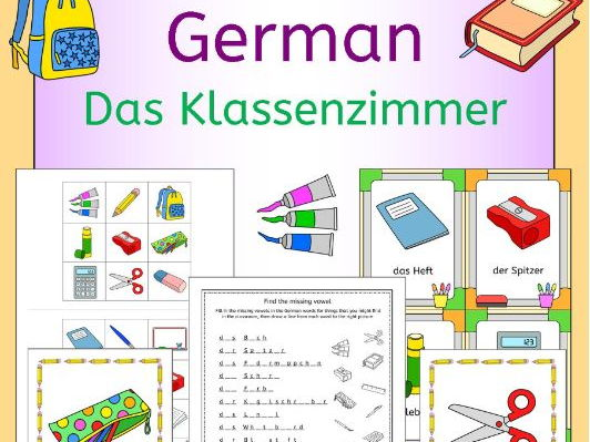 secondary german teaching resources school education and the world of work tes. Black Bedroom Furniture Sets. Home Design Ideas