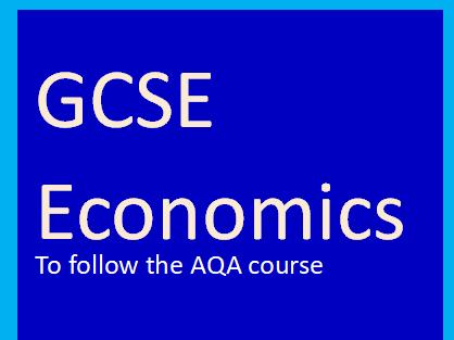 AQA GCSE Economics Case Study-Foreign Aid