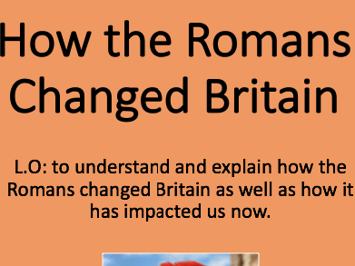 How Did the Romans Change Britain