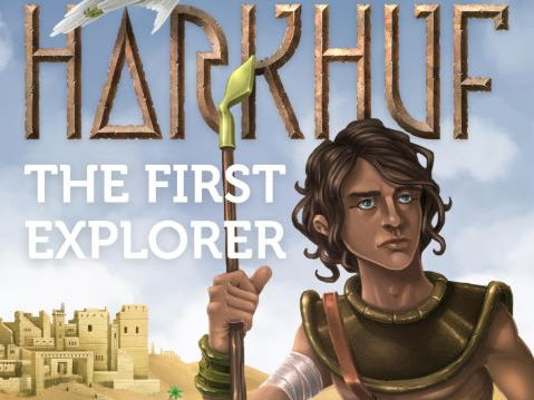 Harkhuf the First Explorer - History/Literacy tasks for Ancient Egypt topic