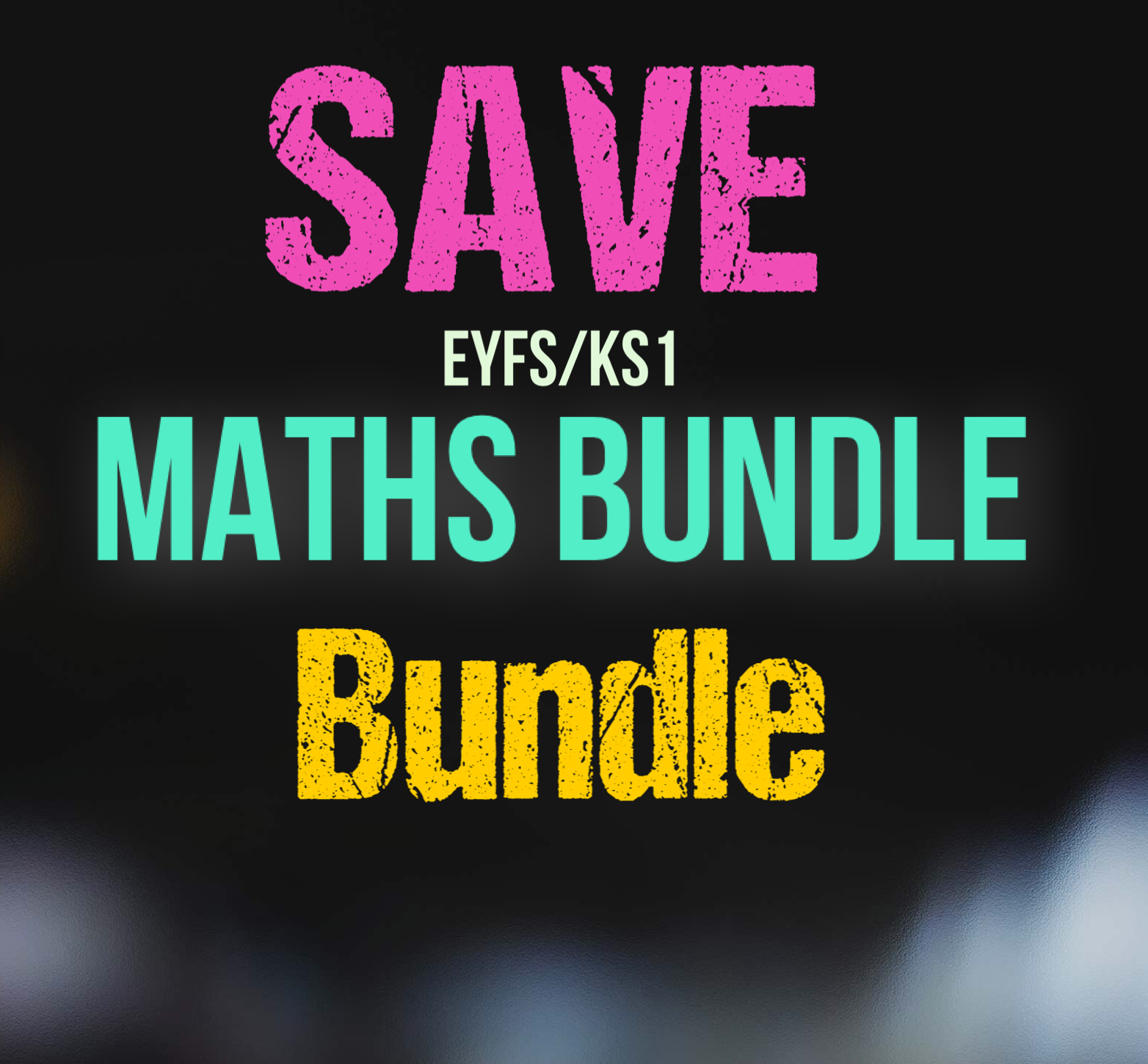Maths Bundle for EYFS/KS1
