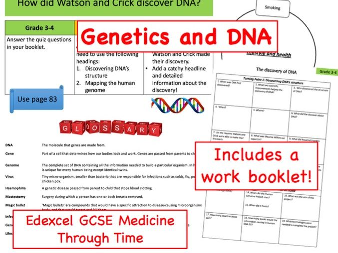 Modern Medicine: DNA, Genetics & Lifestyle